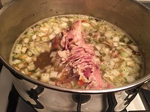 healthy bone soup
