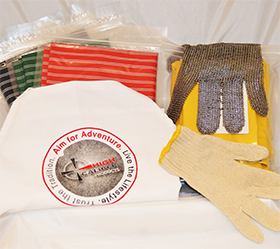 Aprons, Clothing & Gloves