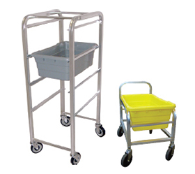 Carts & Wire Shelving