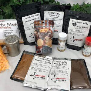 Marinades & Flavour Enhancers