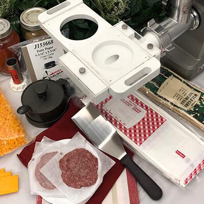 Patty Machines & Accessories