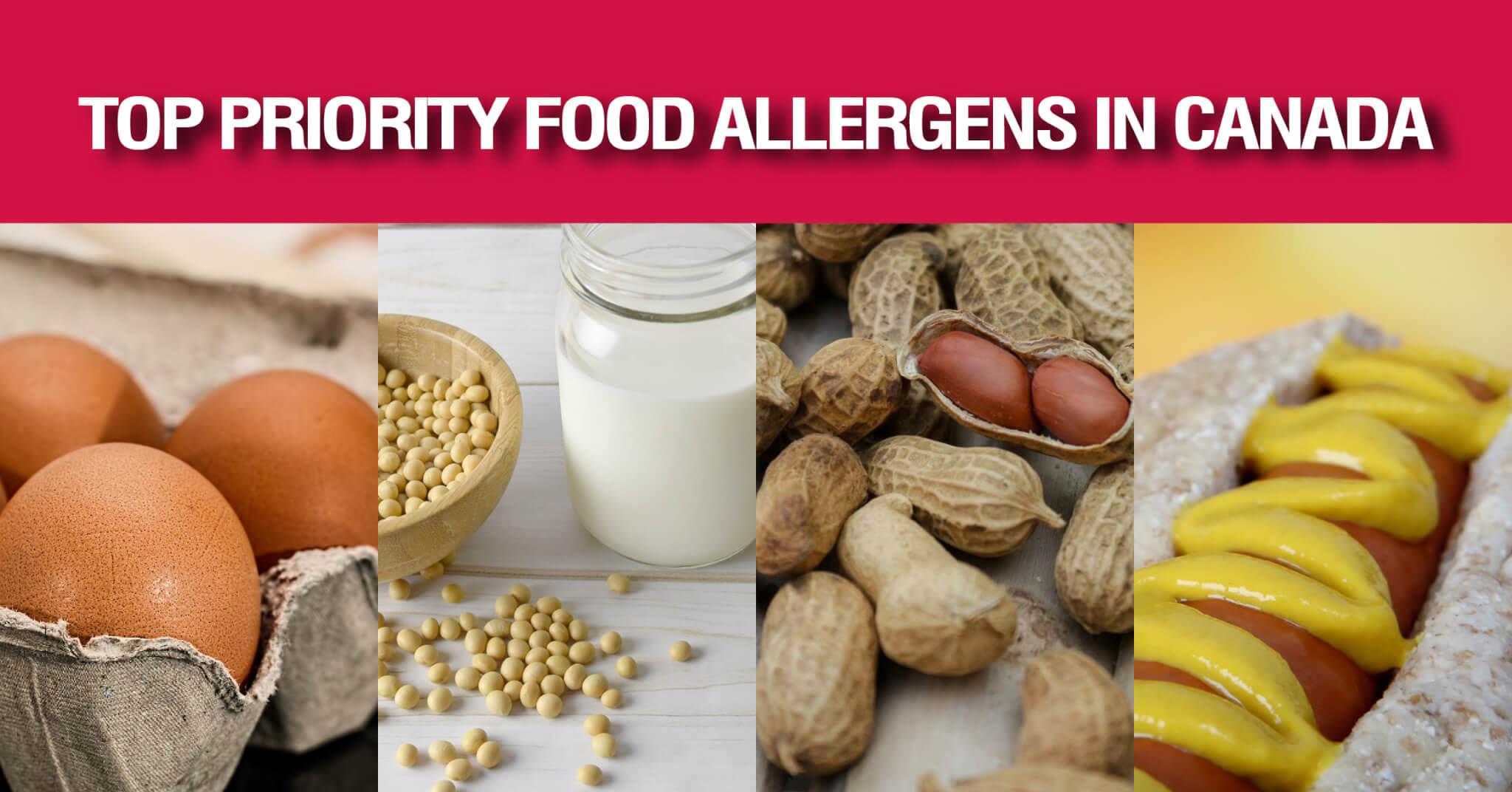 food priority allergens
