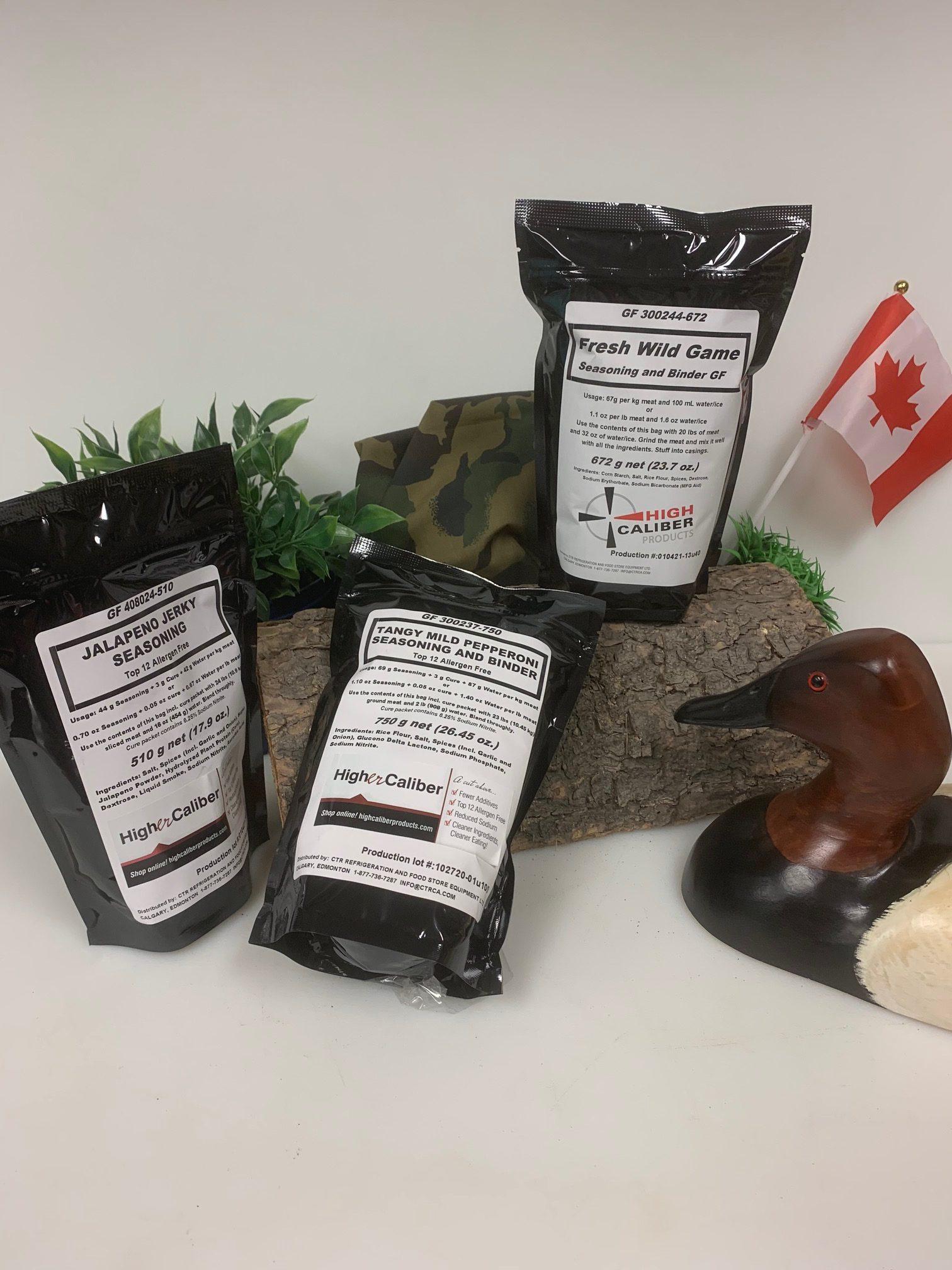 aim for adventure sausage blend sampler pack