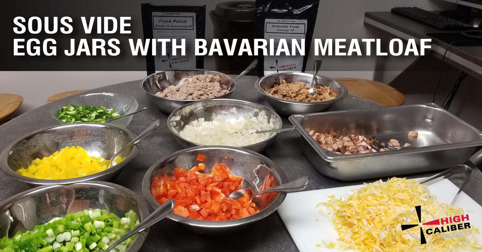 recipe cooking blog sous vide bavarian sausage