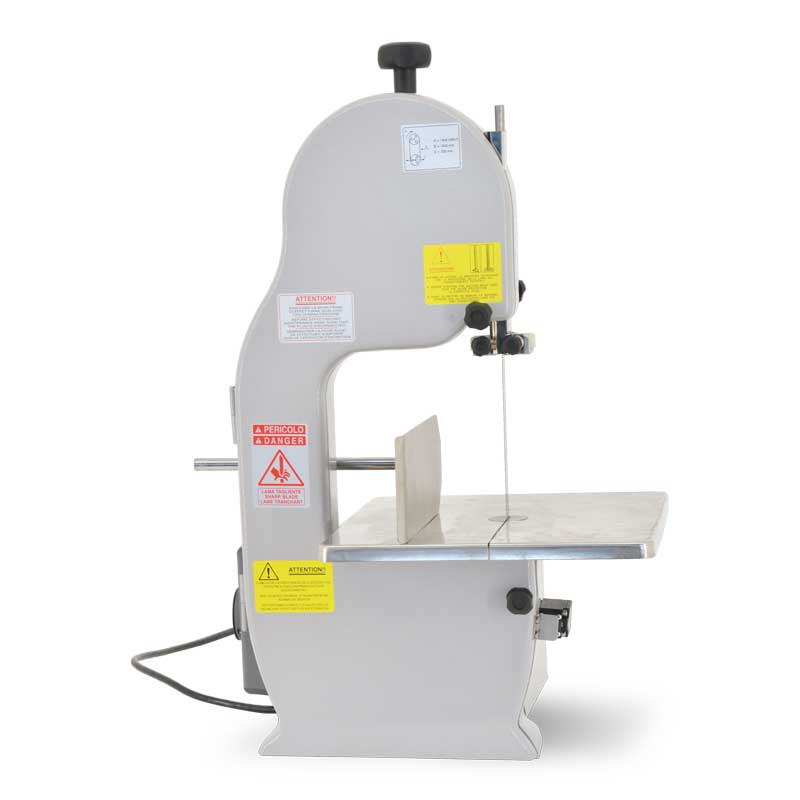 bandsaw meat processing